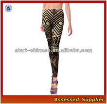 Women Novelty Socks/Women Sexy Slender Cool Leggings/Beautiful Pattern Women Leggings