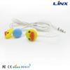 LX-XX056 For iphone 5 studio earphones hot fashion design