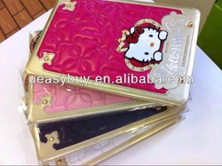 Hot Selling For Hello Kitty ipad mini case new products 2014