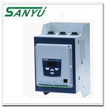 2014 Reliable Quality Sanyu online motor soft starter SJR5000 250KW instead of Schneider