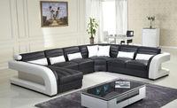 White Living Room sofa set designs in pakistan classic sofa furniture 9122-3