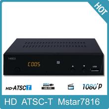 Hdmi Coverter Set Top Box Decoder Hd Digital Tv Atsc Tuner