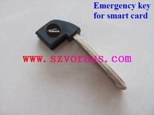 New Toyota emergency key for smart card&Toyota smmart key blade&Toyota insert key blade