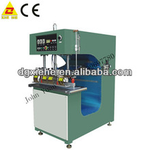 Radio Frequency Hot Welding PVC Coated Fabrics Machinery With CE