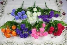 Alta qualidade de mais barato por atacado handmade flor artificial/falso flor/flor artificial fazendo