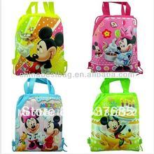 Cartoon Drawstring Backpack School Backpacks Kids Drawstring Bag