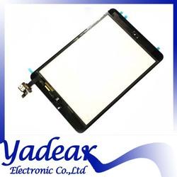 Wholesale original accessory for apple ipad mini2 touch digitizer