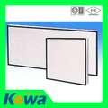 Filtro hepa( partículas de alta eficiencia del filtro de aire)