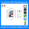 BML E615 original smart android cheap 3g mobile phones with wifi