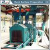 Chinese Steel plate and beam sandblasting machine