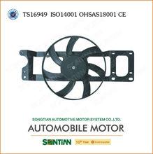 12V dc Electric Radiator cooling fan motor for RENAULT Logan 8200702955 Made in WENZHOU