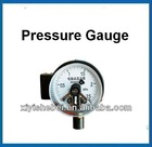 Wise stainless steel electric contact mini pressure gauge