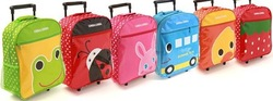 Kids Travel School Trolley wheel Luggage Travel Luggage Bags For Kids