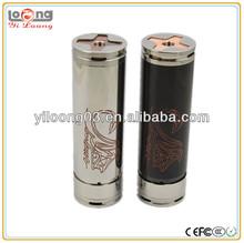 2014 yiloong stingray mod 26650 for 26650 panasonic li-ion battery