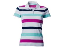 2014 new design fashion style polo shirt for women wholesale china
