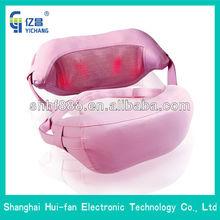 New vibrating and heating massage belt