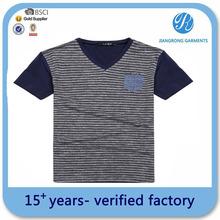 95 % cotton 5 % spandex men t-shirts wholesale manufacture factory