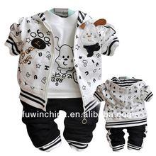 saf pamuk sevimli hayvan tasarım yenidoğan tığ bebek giysileri