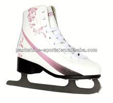 Genuine ice skate shoes,skating