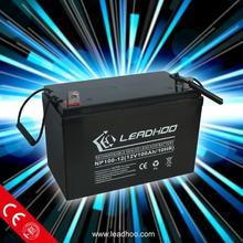 solar battery 12V100Ah gel battery