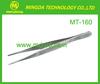 High Precision MT Series Medical Tweezers / MT-160 Stainless Steel Medical Tweezers For Dental