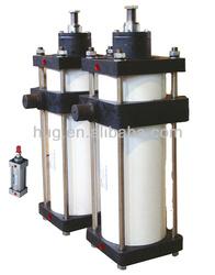 big bore big inner diameter pneumatic/Air cylinder