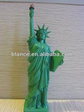 3d estatua de la libertad cabezas bobble para estados unidos de américa de recuerdos