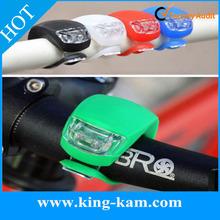 Reasonable price-mini bike light,bike tail light,silicone bike light elastic