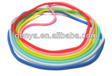 Fashion long spiral necklace/bracelet hair bands