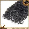 Vente en gros malaysian vierge cheveux bouclés, kinky afro extension de cheveux