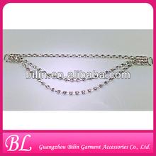 Alloy jewelry rhinestone connectors wholesale