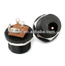 2.5x5.5mm DC Power Female Plug Jack Adapter Connector Socket for CCTV,222650pcs,2.5x5.5mm DC Power Female Plug Jack Adapter Conn