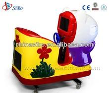 GM5301 SiBo kids swing motorcycle video arcade game machine