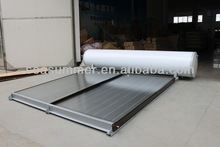 Pipe connection Integrated Heat pipes for soalr water heater panels solar panel heating 300liters