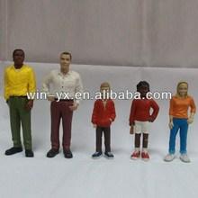 Popular creative plastic action figure