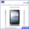 Tablette telefon 7, Handys und Tabletten, tablet pc-sim-karte