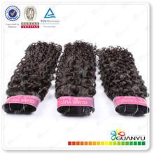 Factory price Grade 6A 100% human hair wholesale virgin brazilian jerry curl hair weave