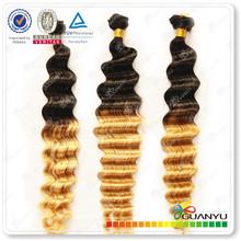 Grade 6a hair products wholesale 100% human virgin eurasian ocean wave hair