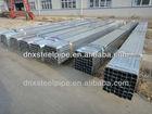 HOT Dip galvanized square pipe