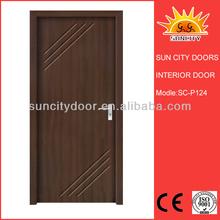 White paint wooden door turkey style hangar door