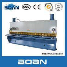 series QC11Y hycraulic guillontine shear/cutter for cutting metal shearing machine