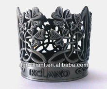 Decoration Metal Crown England Design