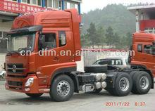dongfeng heavy duty de remorquage de camion tête