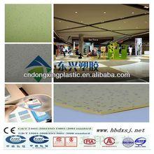 Specialty commercial PVC Flooring garage floor covering