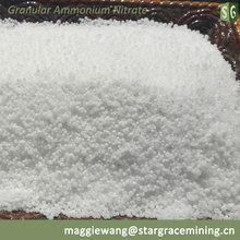 Ammonium nitrate N 34% prills fertilizer price