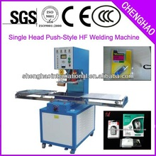 Single Head Push Style High Frequency Packing/Package Machine/Packaging Line