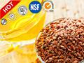 fábrica al por mayor de aceite de linaza aceite de linaza hervido el mejor precio