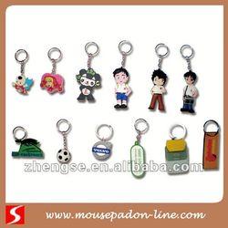 acrylic mascot key chain key chain teddy bear