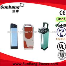 24volt 10ah lithium-ion ebike batter, and ebike battery packs 36v 20ah