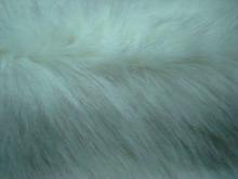 45 mm HI-PILE Fabric Aqua & White Color Color